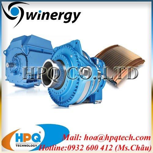 Hộp số WINERGY | Máy phát điện WINERGY chính hãng tại Việt Nam5
