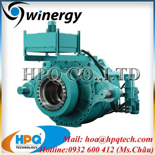 Hộp số WINERGY | Máy phát điện WINERGY chính hãng tại Việt Nam4