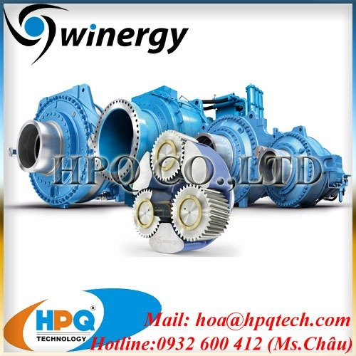 Hộp số WINERGY | Máy phát điện WINERGY chính hãng tại Việt Nam1