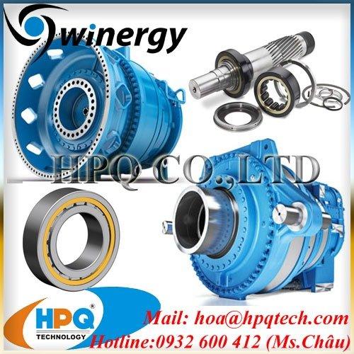 Hộp số WINERGY | Máy phát điện WINERGY chính hãng tại Việt Nam0