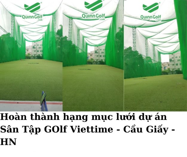 Lưới Golf giá rẻ2