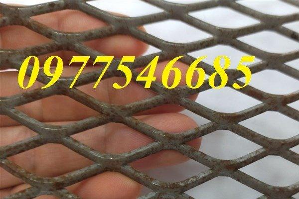 Lưới trám 20x40mm dày 2ly khổ 1m, khổ 1,2m hàng có sẵn6