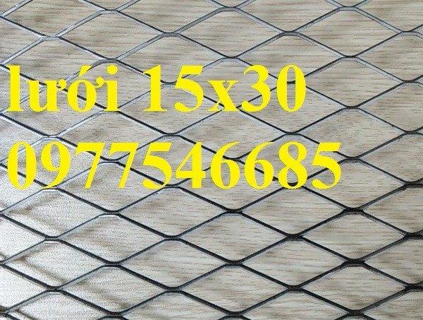 Lưới trám 10x20,15x30, 20x40, 30x604