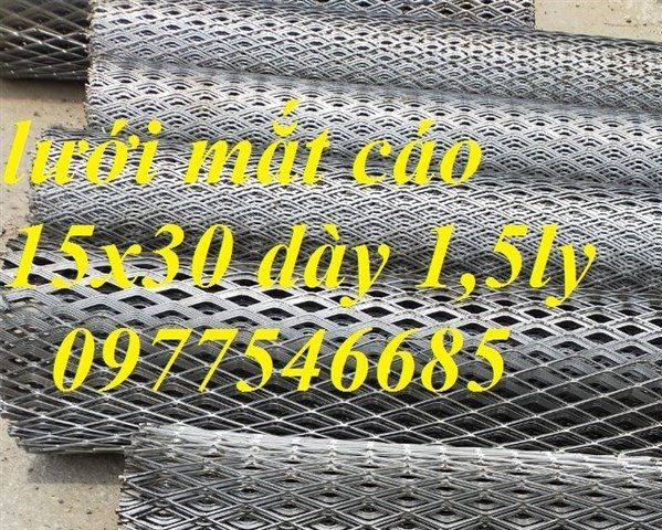 Lưới trám 10x20,15x30, 20x40, 30x600