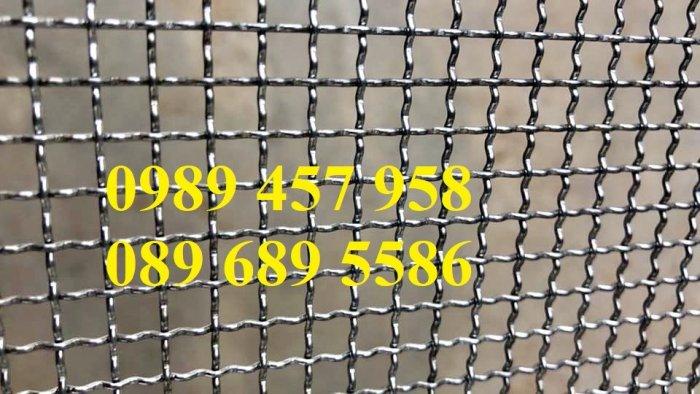 Lưới inox304 giá tốt nhất Hà Nội 1x1, 2x2, 3x3, 5x5, 10x102