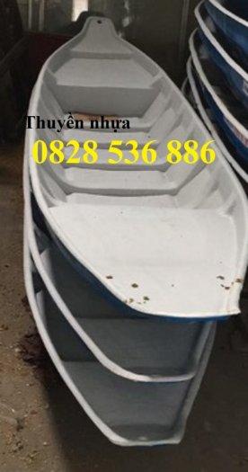 Bán Thuyền chèo tay cho 3 người, Thuyền composite giá rẻ8