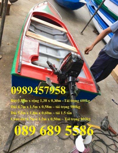 Bán Thuyền chèo tay cho 3 người, Thuyền composite giá rẻ4