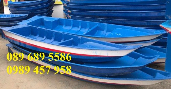 Bán Thuyền chèo tay cho 3 người, Thuyền composite giá rẻ2