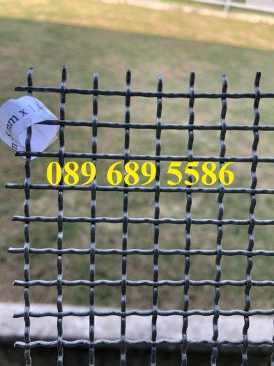 Chuyên Lưới đan 2ly 20x20, 30x30, 40x40, Lưới inox 3ly ô 50x50 sấy thực phẩm, Lưới hàn inox các loại2