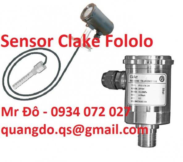 Nhà phân phối cảm biến Clake & Fololo chính hãng0