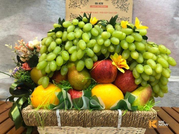 Giỏ trái cây mừng thọ - FSNK990