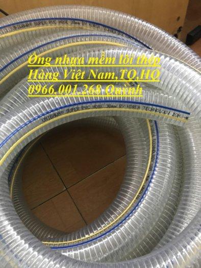Phân phối ống nhựa PVC lõi kẽm, ống nhựa mềm lõi thép phi 100,phi 110,phi 120,phi 150,phi 200 giao hàng toàn quốc4