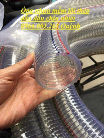 Phân phối ống nhựa PVC lõi kẽm, ống nhựa mềm lõi thép phi 100,phi 110,phi 120,phi 150,phi 200 giao hàng toàn quốc3