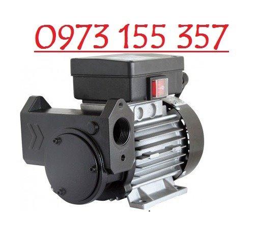 Máy bơm xăng dầu Gespasa IRON-100,máy bơm xăng dầu mini 220V,bộ bơm xăng dầu mini0