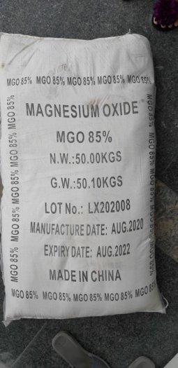 Magnesium oxide (MgO) – Trung Quốc0