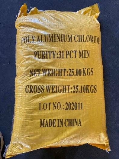 Poly Aluminium Chloride (PAC) – Trung Quốc0