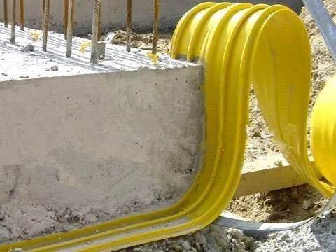 Băng cản nước chống thấm tầng hầm pvc O15-cuộn 20m giá ưu đãi3