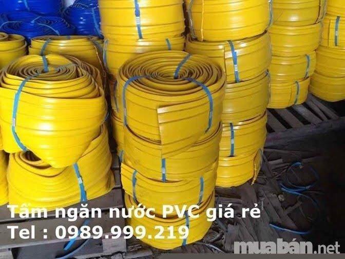Nhà sản xuất băng cản nước pvc O200-20m dài -Suncogroupvn4