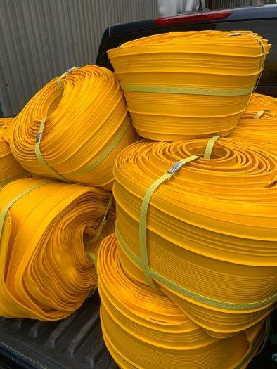 Tấm cản nước pvc vàng O300-20m dài giá cạnh tranh miền trung1