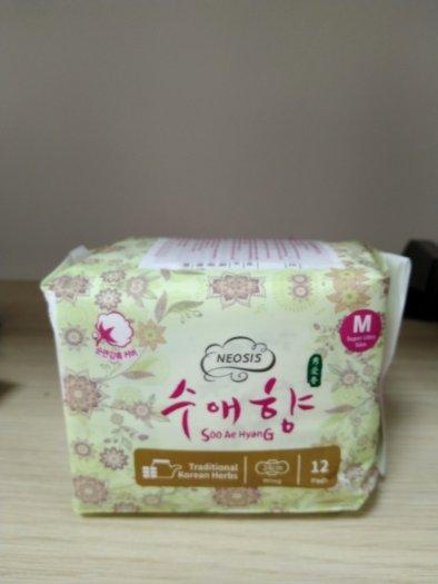 Băng vệ sinh Thảo Dược Hàn Quốc4