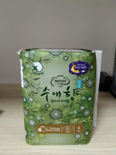 Băng vệ sinh Thảo Dược Hàn Quốc3