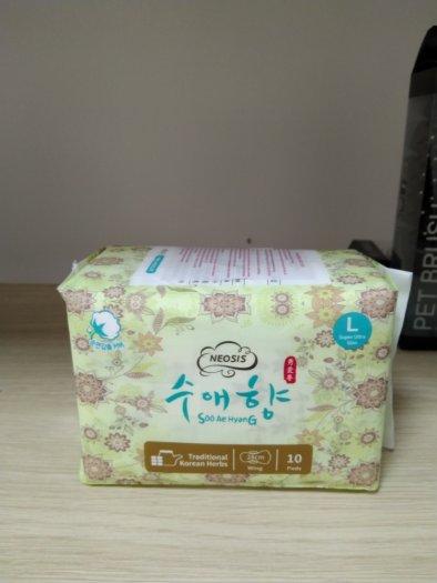 Băng vệ sinh Thảo Dược Hàn Quốc1