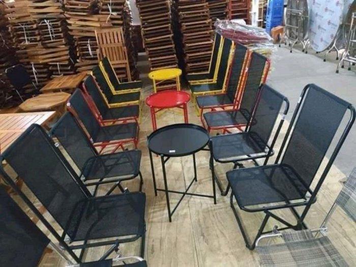 Cần thanh gấp 150 ghế xếp lưới giá sỉ tại xưởng sản xuất anh khoa 4672