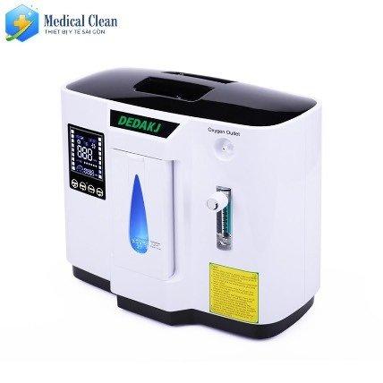 Máy tạo oxy 7 lít  DEDAKJ , mới 100% bảo hành 12 tháng3