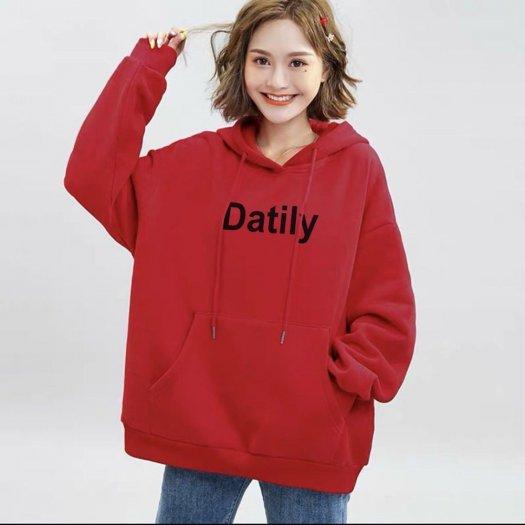 Áo Khoác Nỉ Hoodie In Datlity6