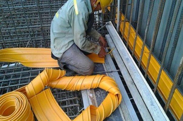 Băng cản nước pvc v200-20m dài,chống thấm khe tầng hầm,xây dựng-Bắc-trung-nam2