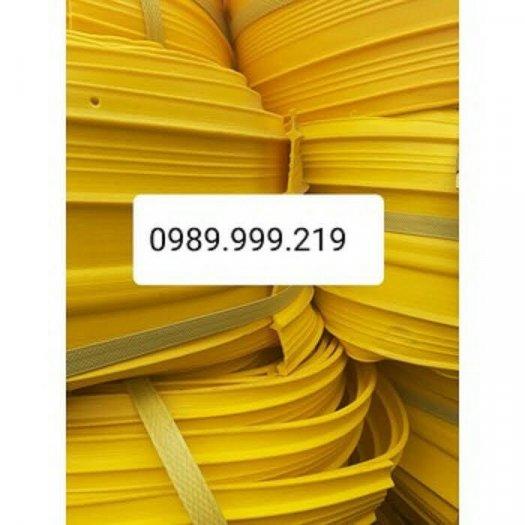 Băng cản nước pvc V300-cuộn 20m dài chống thấm dầm cốt thép4