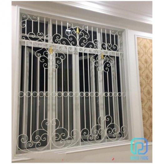 Những lợi ích của khung sắt bảo vệ cửa sổ mà bạn ít khi để ý đến4