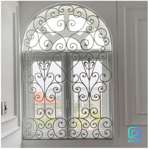 Những lợi ích của khung sắt bảo vệ cửa sổ mà bạn ít khi để ý đến3