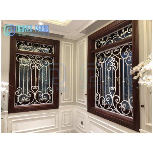 Những lợi ích của khung sắt bảo vệ cửa sổ mà bạn ít khi để ý đến1