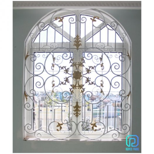 Những lợi ích của khung sắt bảo vệ cửa sổ mà bạn ít khi để ý đến0
