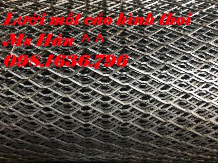 Lưới thép hình thoi, lưới thép trang trí, lưới mắt cáo.3