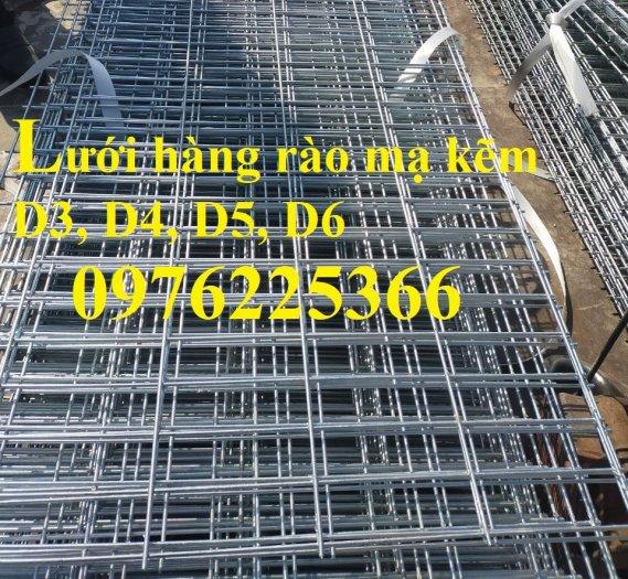 Lưới thép hàn 50x100, 50x150, 50x200, 50x5010