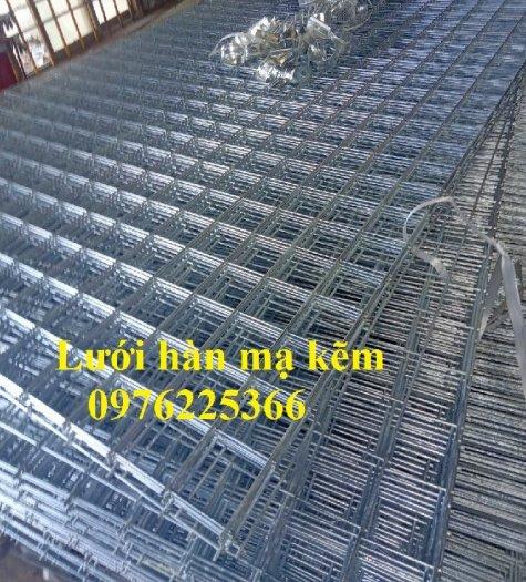 Lưới thép hàn 50x100, 50x150, 50x200, 50x509