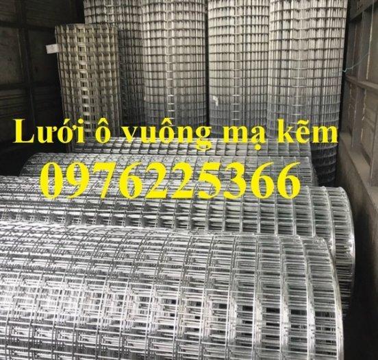 Lưới thép hàn 50x100, 50x150, 50x200, 50x508