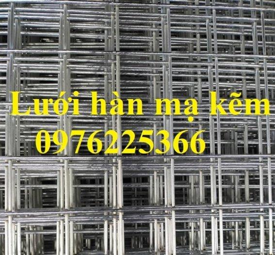 Lưới thép hàn 50x100, 50x150, 50x200, 50x505