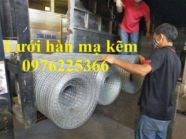 Lưới thép hàn 50x100, 50x150, 50x200, 50x503