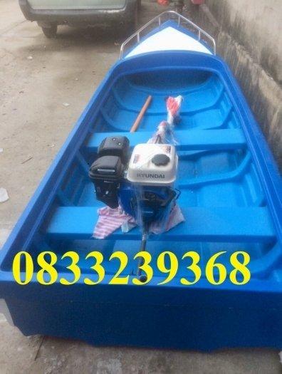 Thuyền, cano composite cứu hộ lũ lụt, vận chuyển hàng hoá3