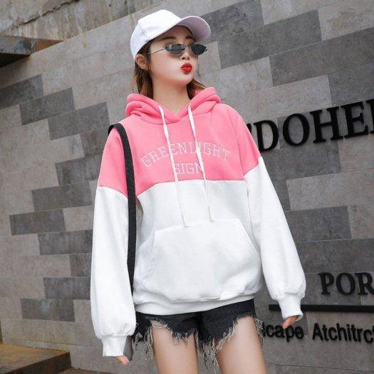 Áo Khoác Hoodie Nỉ Năng động, thời trang thu đông UC-A12D-1039-KN232