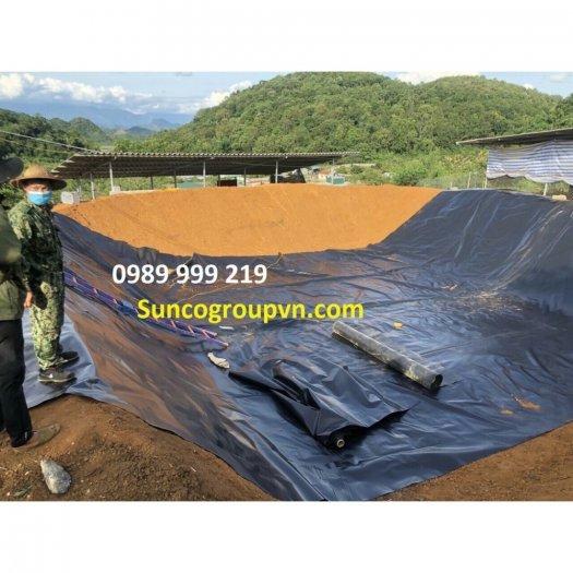 Nylon đen hdpe chống thấm 3zem khổ 6mx20m-120m2 lót bãi rác chôn lấp2