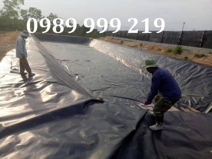 Nylon đen hdpe chống thấm 3zem khổ 6mx20m-120m2 lót bãi rác chôn lấp1