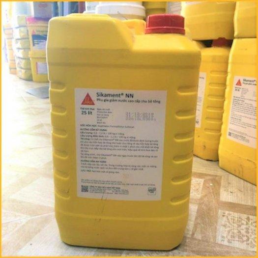 Sikament NN (can 25 lít) Phụ gia giảm nước0