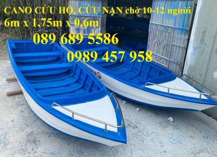 Thuyền, cano composite cứu hộ lũ lụt, vận chuyển hàng hoá5