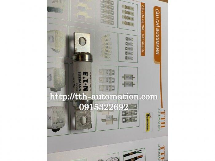 Cầu chì FWP-100B (TTH Automatic Co.,Ltd - Đại lý chính hãng Bussmann tại VN)1