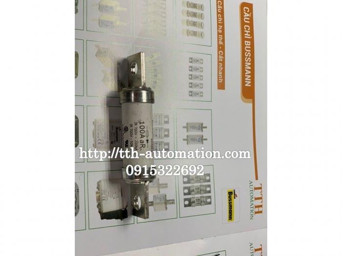 Cầu chì FWP-100B (TTH Automatic Co.,Ltd - Đại lý chính hãng Bussmann tại VN)0