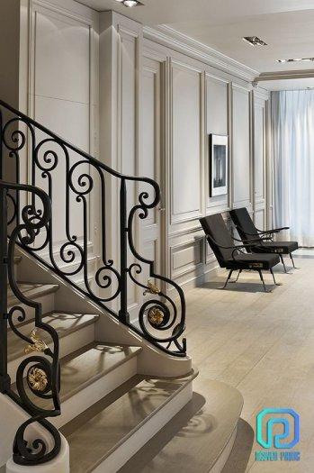 5 tips khi chọn cầu thang sắt mỹ thuật để ngôi nhà trở nên sang trọng đẳng cấp hơn4
